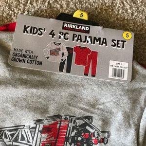 Kirkland Signature Pajamas - Kirkland Signature 4-piece Pajama Set 789326b5c